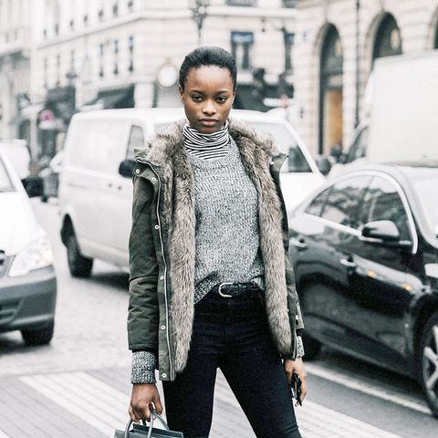 Our Favorite New Ways to Wear Ankle Boots With Skinny Jeans