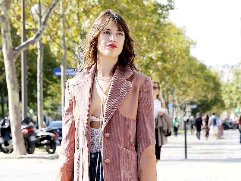 Ditch These 3 Pieces to Master French-Girl Style | WhoWhatWear.com |  Bloglovin'