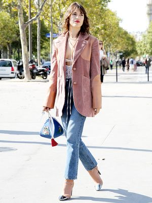 Ditch These 3 Pieces to Master French-Girl Style