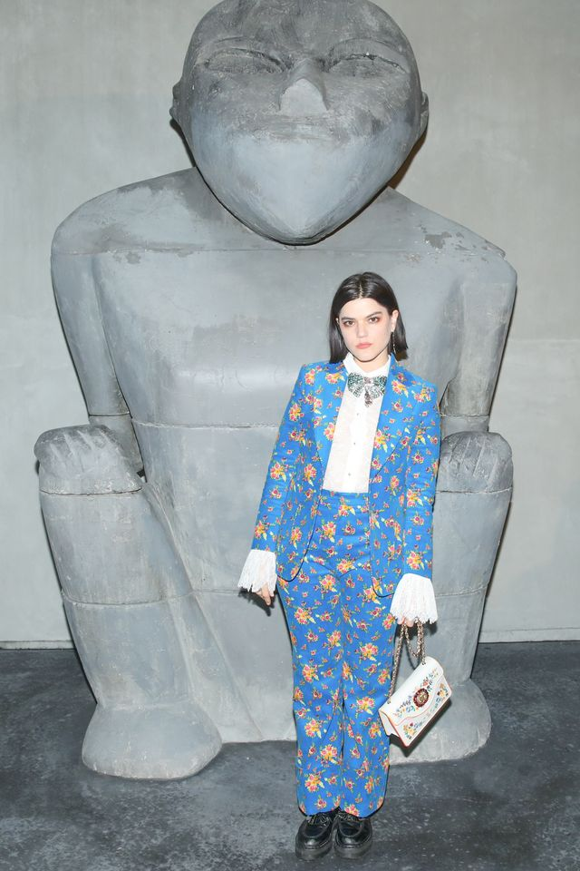 WHO: Soko WHAT: Gucci and Los Angeles boutique Maxfield hosted a cocktail party celebrating the exclusive Gucci Décor collection, which includes a temporary...