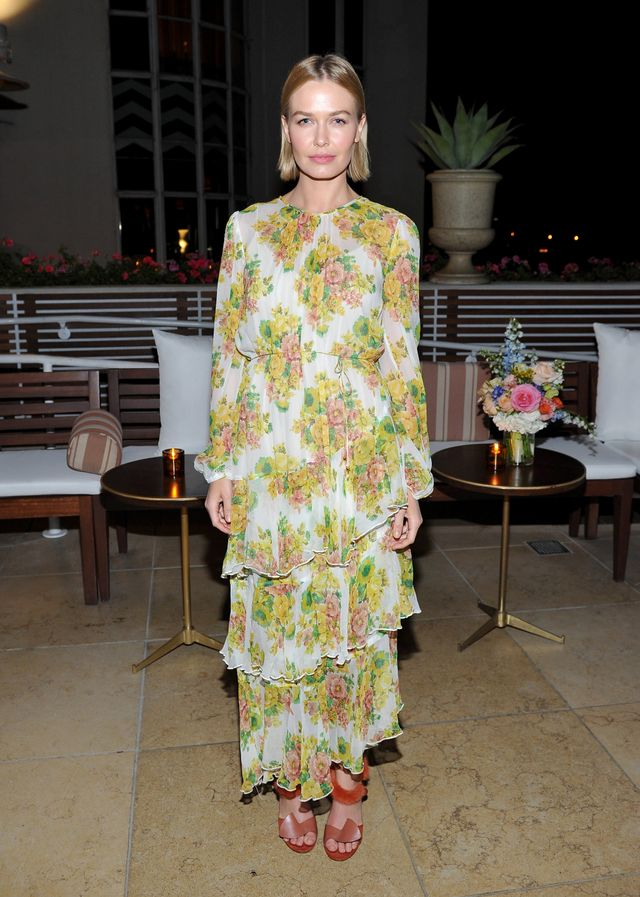 WHO: Lara Worthington WHAT: Zimmermann dinner party at the Sunset Tower