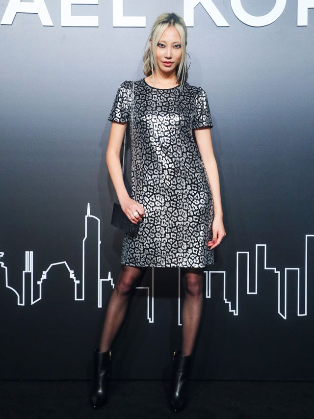 "WHO: Soo Joo Park WHAT: Michael Kors hosted a fashion party in Shanghai last week to celebrate Michael Kors The Walk, an immersive event inviting guests to experience the ""Kors..."