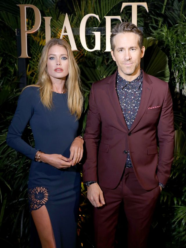 WHO: Doutzen Kroes and Ryan ReynoldsWHAT: Piaget hosted a dinner in Geneva, Switzerland, to celebrate its new global brand campaign, which stars Doutzen Kroes and was photographed by Mert and...