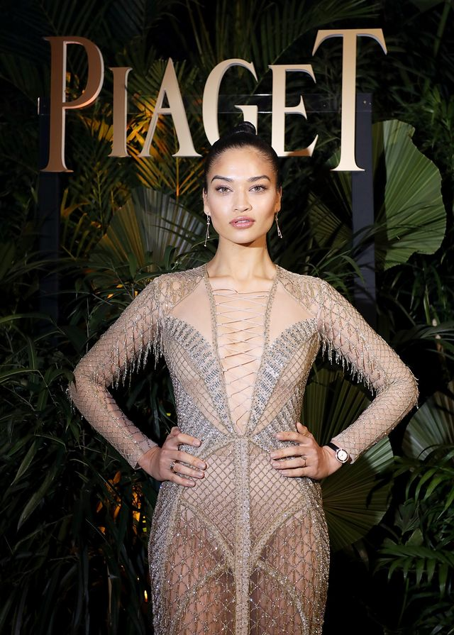 WHO: Shanina ShaikWHAT: Piaget hosted a dinner in Geneva, Switzerland, to celebrate its new global brand campaign, which stars Doutzen Kroes and was photographed by Mert and...