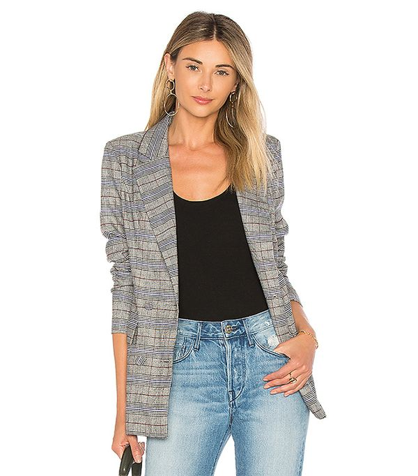 Rhea Blazer in Gray. - size L (also in S)