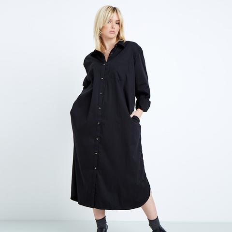 15 Cute Long-Sleeve Dresses to Wear This Winter | WhoWhatWear