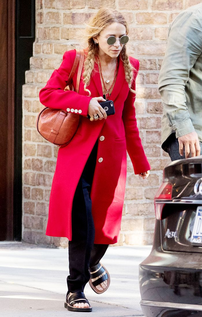The Mary Kate Olsen Outfits Every Fashion Girl Should Copy
