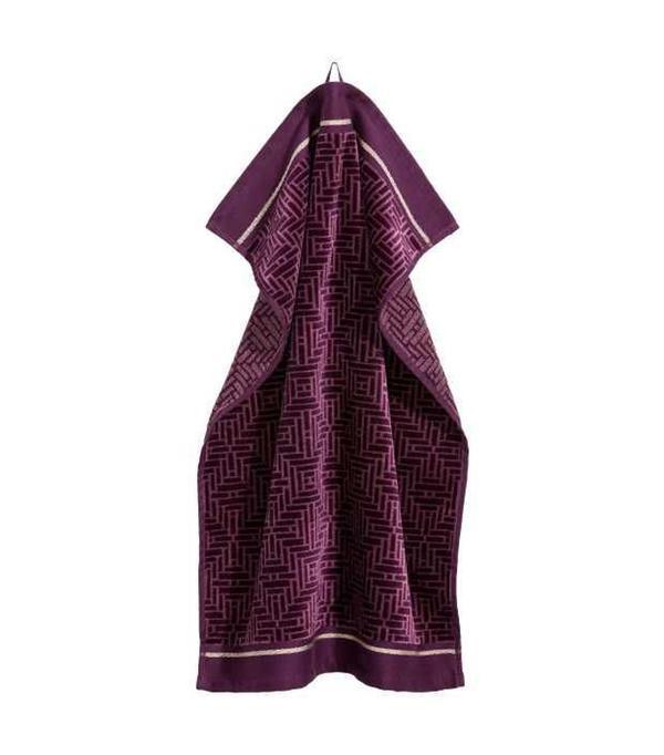 Jacquard-weave Hand Towel
