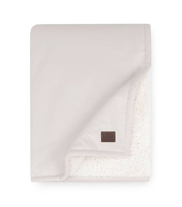 Ugg Bliss Faux Shearling Throw