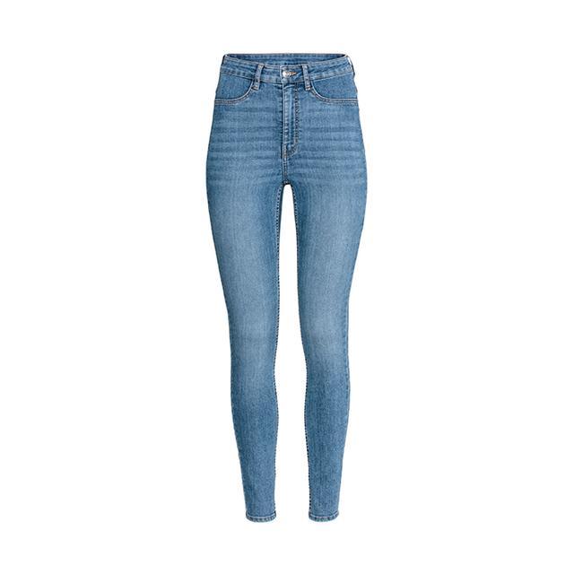H&M Super-Skinny High Jeans