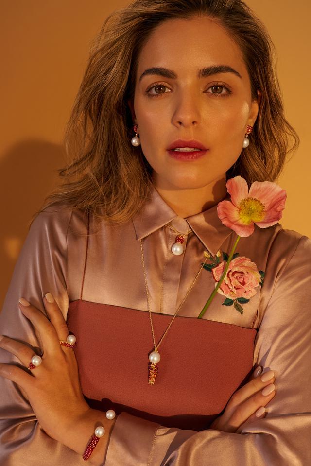 Olympia Valance for Kailis Pearls