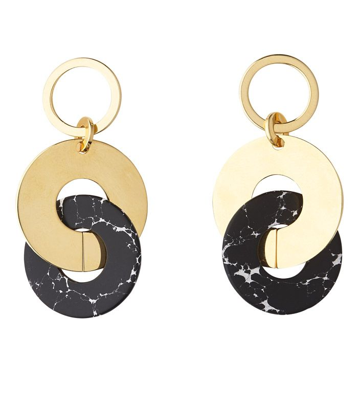 Whistles Gift guide: Marble earrings