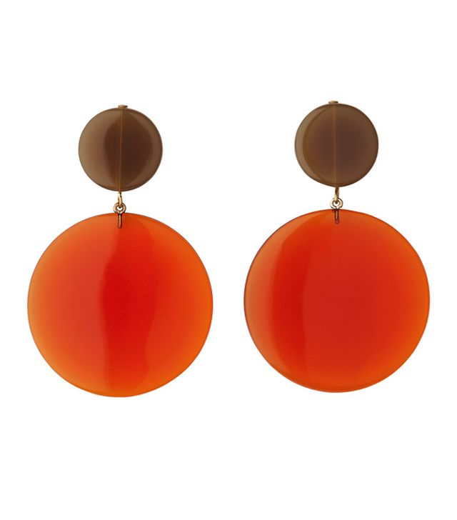 Whistles Gift guide: Disc Earrings