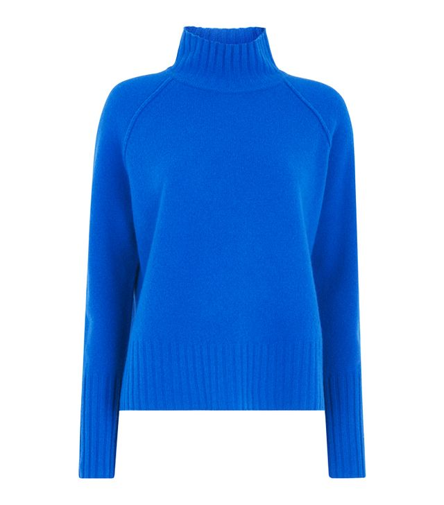 Whistles Gift guide: Blue Jumper
