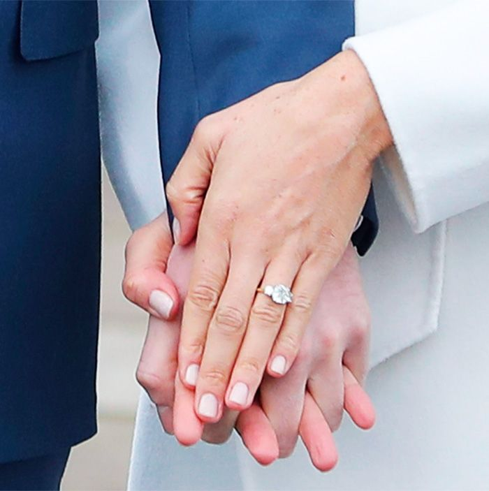 Royal Engagement Rings: Meghan Markle