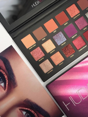 ICYMI: Mini Huda Beauty Eye Shadow Palettes Are Coming