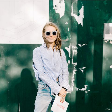 23 Striped-Shirt Outfits to Wear on Repeat