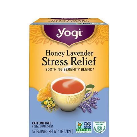 Honey Lavender Stress Relief