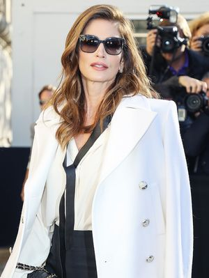 Cindy Crawford Reveals Her High School Yearbook Photo (and It's Stunning)