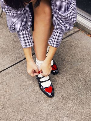 The French-Girl Shoes Everyone Is Buying Today