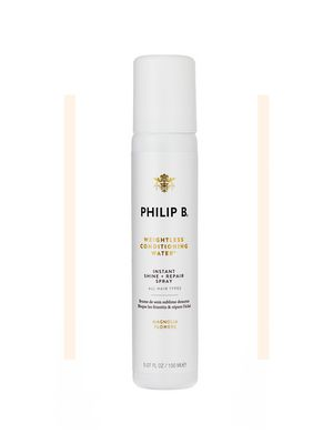 Reviewed: Philip B. Weightless Conditioning Water