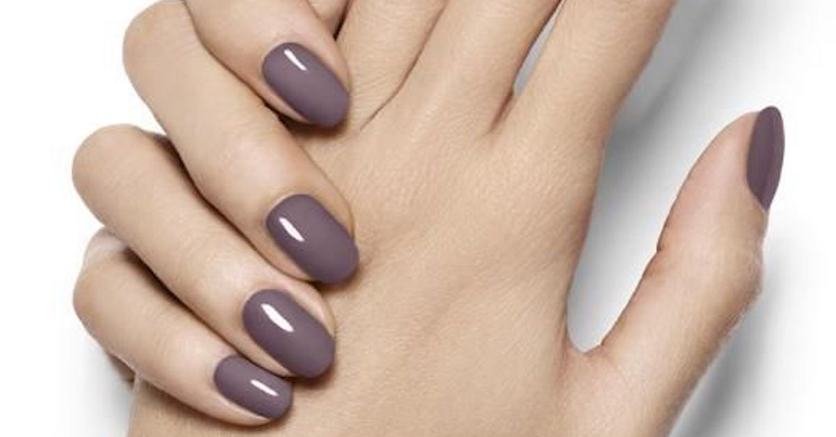A $9 Nail Polish Is the Most Popular Fall Shade on Pinterest | Just ...