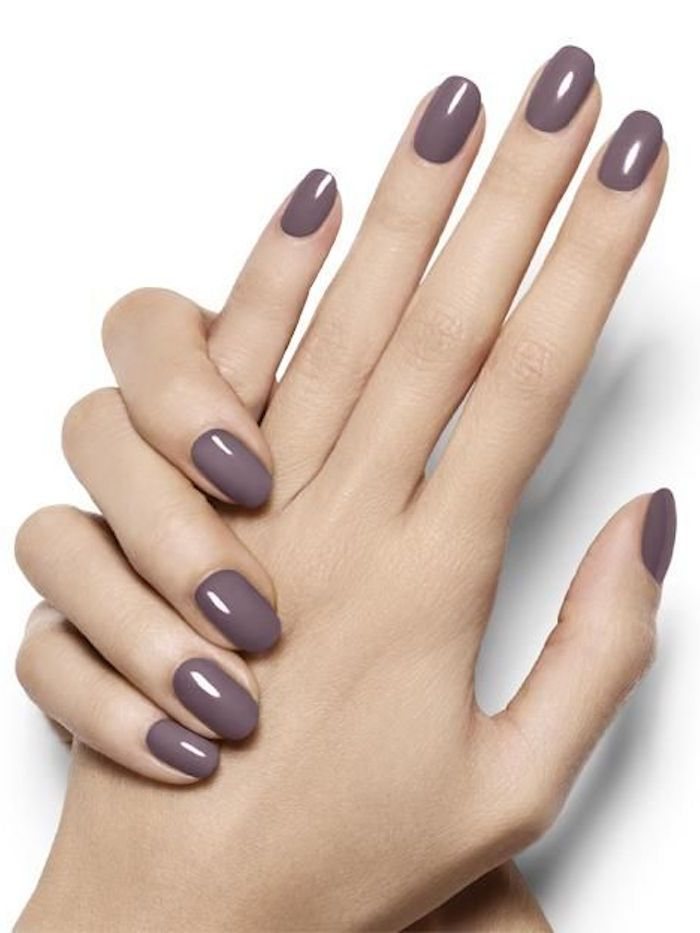 A $9 Nail Polish Is the Most Popular Fall Shade on Pinterest | Byrdie