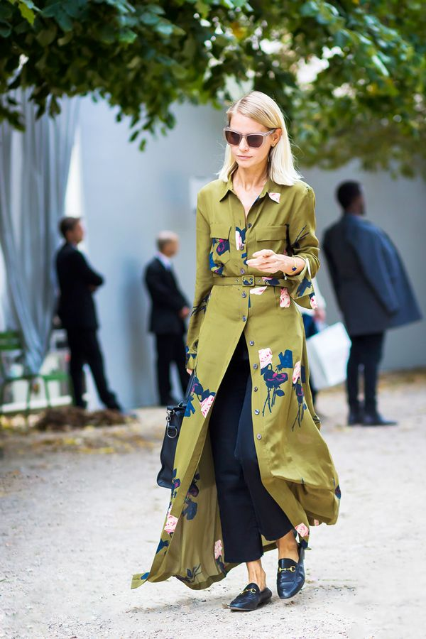 how to wear this perfect fall color