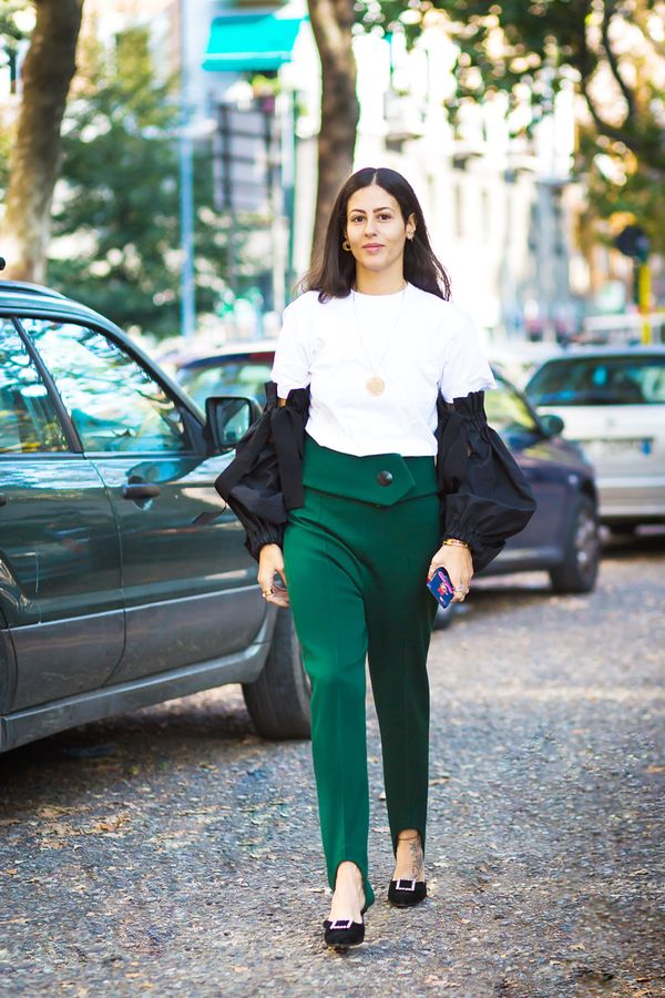 fall outfit ideas with olive green