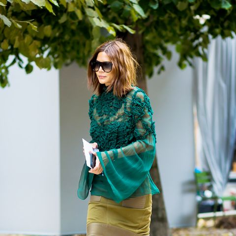 14 Ways to Mix Olive Green Into Your Fall Outfits