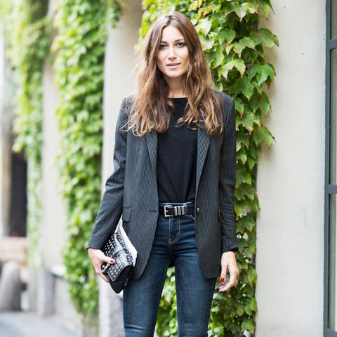 The 2018 Way to Wear Skinny Jeans (and Still Look Stylish)