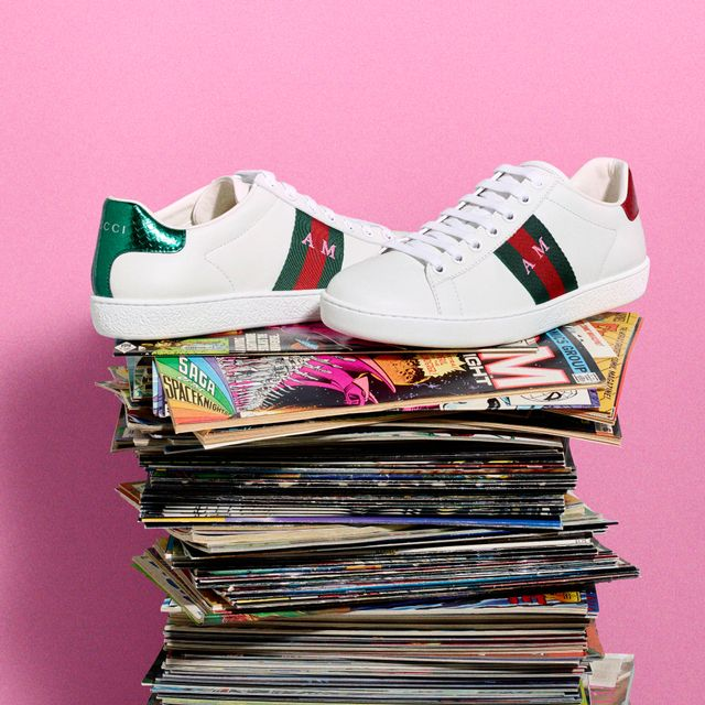 PSA: You Can Now Personalise Your Gucci Sneakers Online