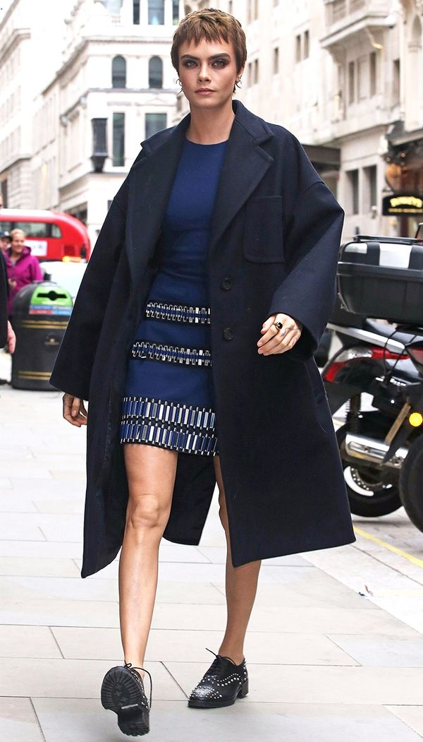 The Flat Shoe Trend Celebs Are Wearing Again Whowhatwear Uk