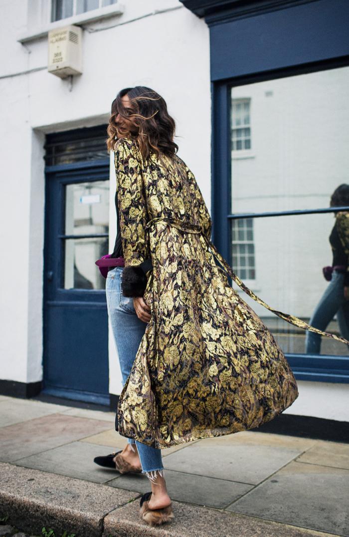 Expensive Zara outfit ideas: Soraya Bahktiar