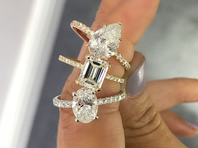 The New Engagement Ring Trend That S Sure To Take Over 2018