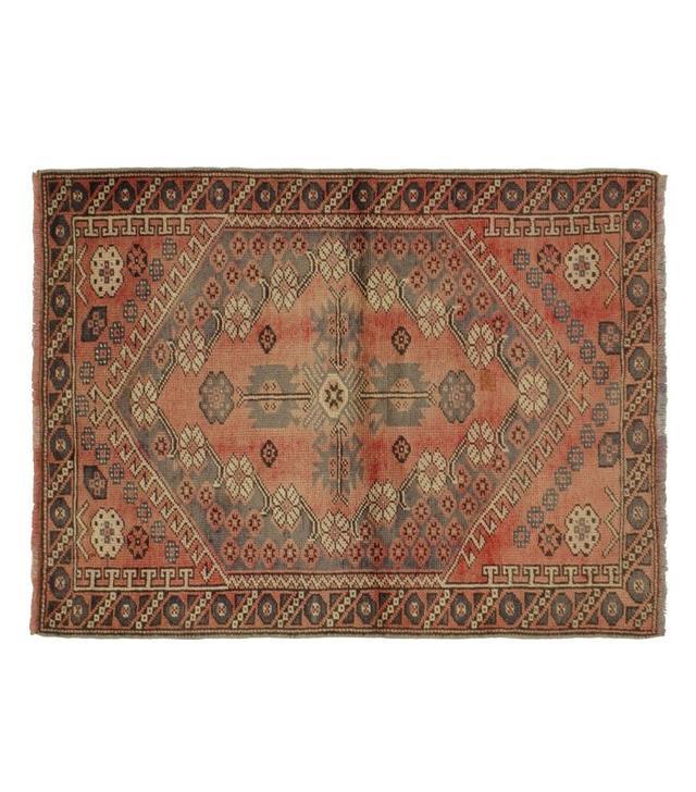 Lavender Oriental Carpets Turkish Oushak Rug