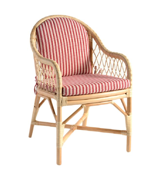 Soane London MDS Rattan Lily Dining Chair