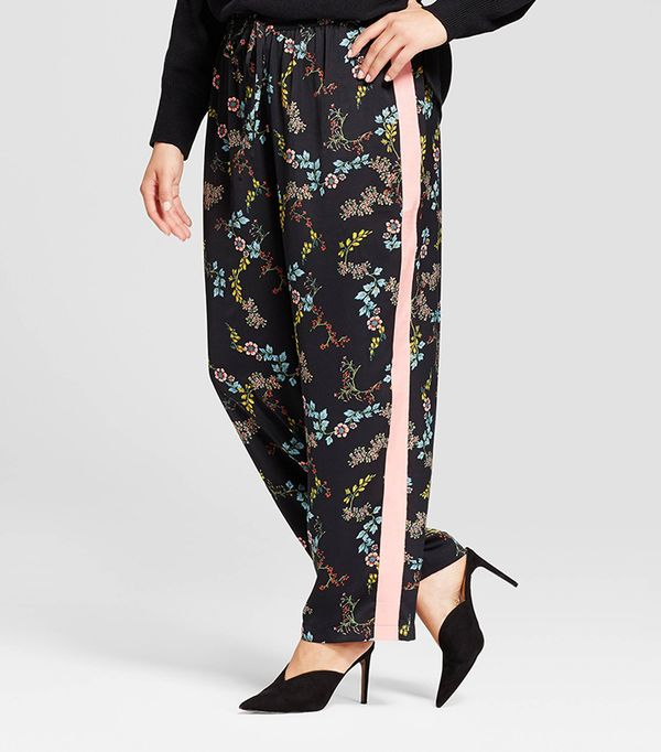 Plus Size Pajama Pants