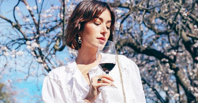 this is the best type of red wine for your fave netflix