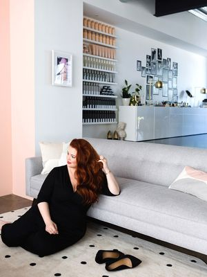 This Celebrity Hairstylist's New Studio Is the Definition of Eclectic