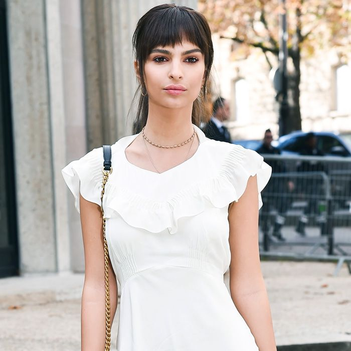 Emily Ratajkowski Says This Is the Easiest Way to Style Boots