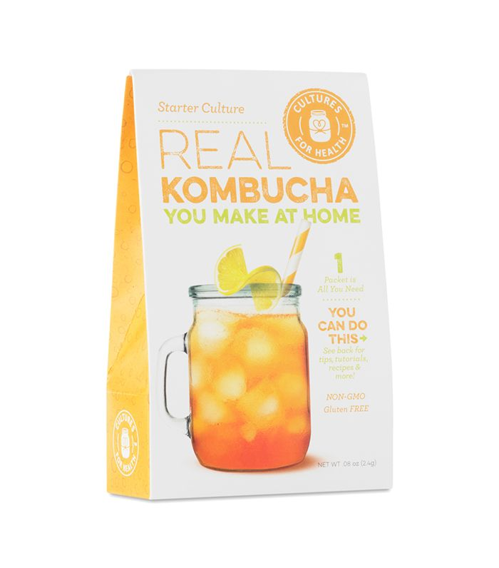Kombucha Tea Starter Culture by Cultures for Health