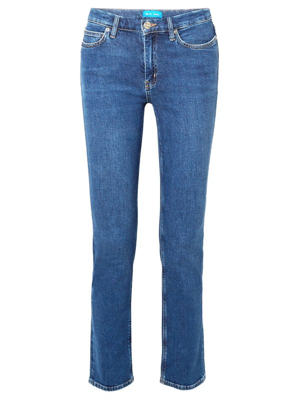 M.i.h Jeans Daily High-Rise Straight-Leg Jeans