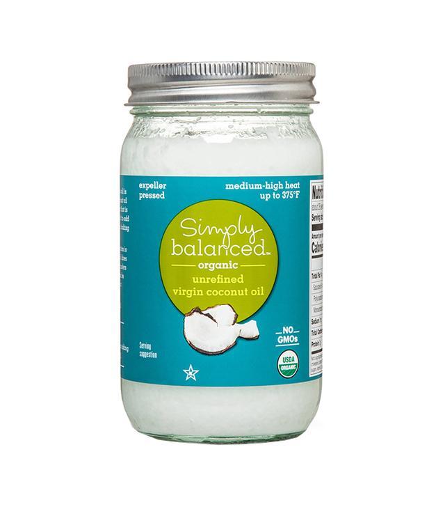 Simply Balanced Unrefined Virgin Coconut Oil