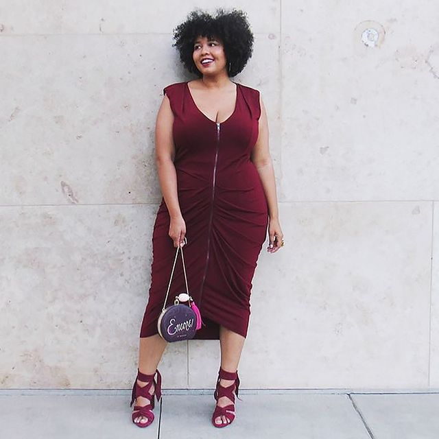 18 Plus-Size Holiday Dresses That Are Too Good to Pass Up