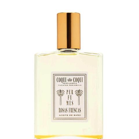 Bath Oil in Rosas Frescas