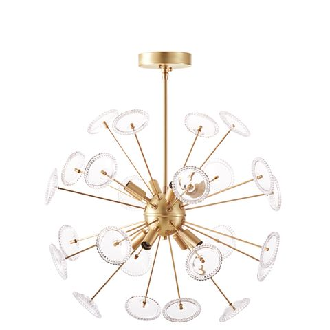 Allium Chandelier