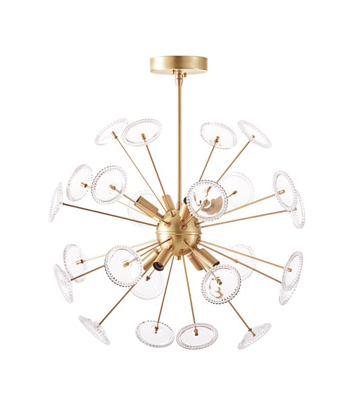8 Modern Chandeliers That Ll Make Any Room Look Luxe Mydomaine