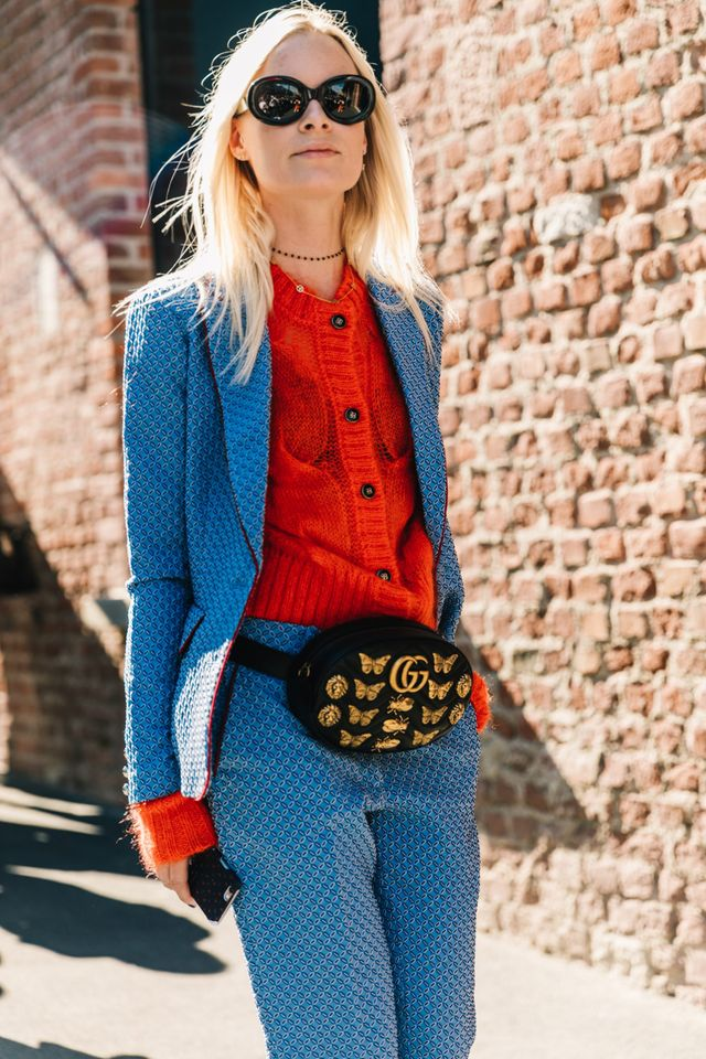 How To Wear The Belt Bag Trend Whowhatwear