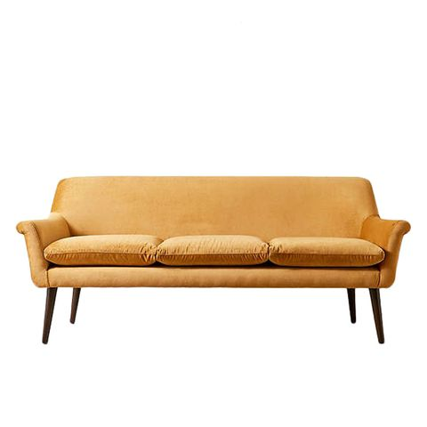 11 Velvet Sofas To Make Any Room Look Luxe Instantly